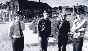 Joy Division and new order's bass player Peter Hook