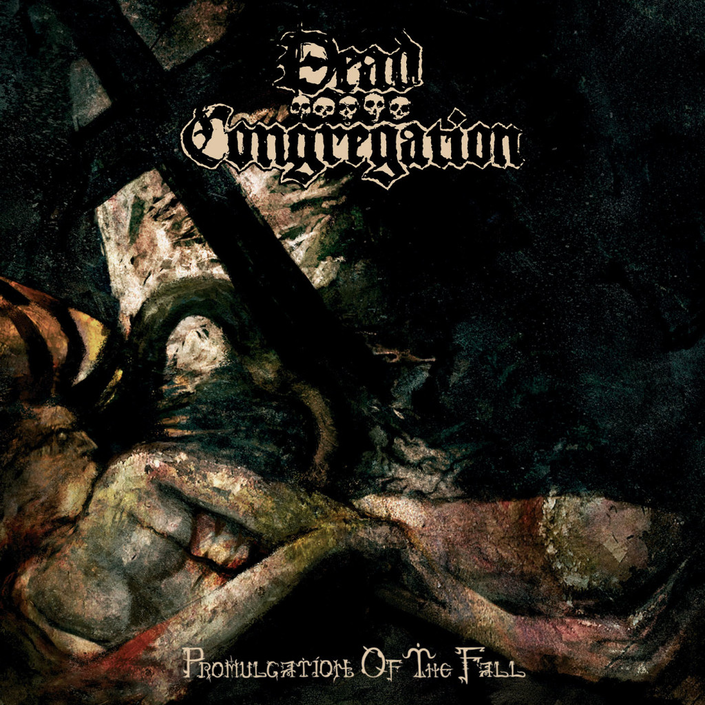 "DEAD CONGREGATION ""Promulgation Of The Fall"""