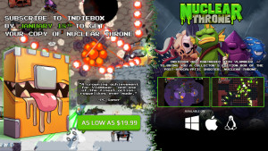 Nuclear Throne vs Indiebox