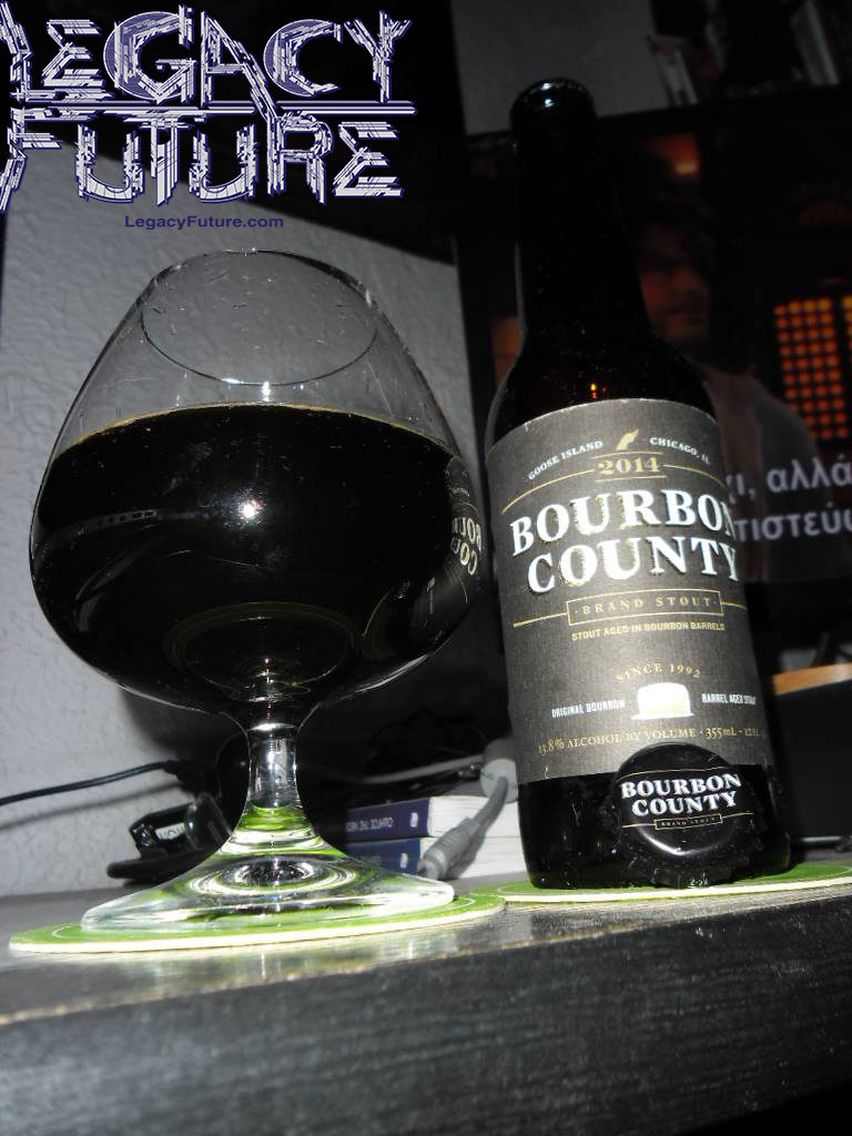 Goose Island - Βοurbon County Stout