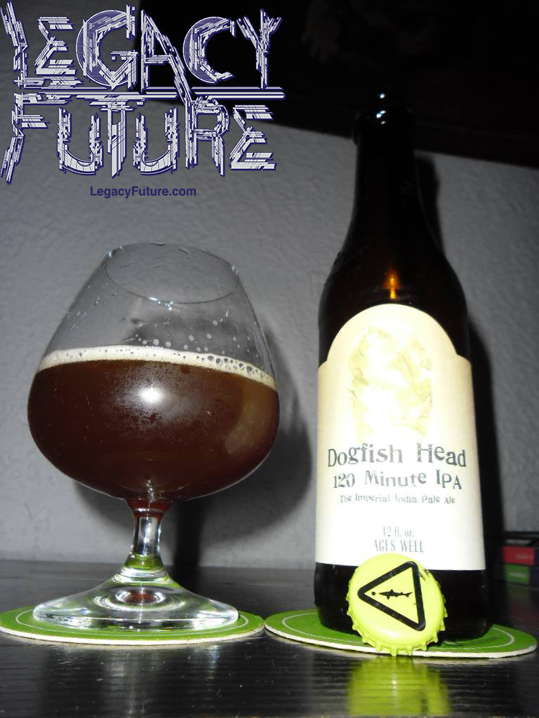 Dogfish Head 120 minute I.P.A.