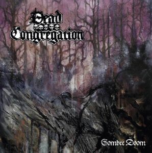 "DEAD CONGREGATION ""Sombre Doom"" cover artwork"