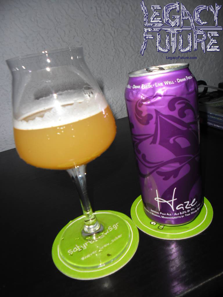 Tree House Brewing Company – Haze 8.2%